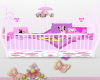 Rylee Cust. Minnie Crib