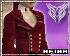 Infamous Coat- Alexander