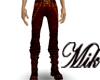 !!Mik! Blood Pants&boots