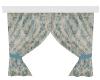 TT-Victorian Blu Curtain
