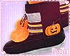 Kid Lil Pumpkin Boots