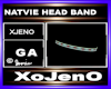 NATVIE HEAD BAND