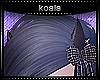 ☸ Derivable Maid Horns