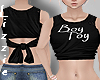 *L* Girly Tshirt BoyToy