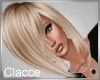 C amber light blonde bob