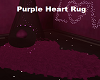 Purple Heart Rug