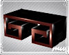 !Lacquer Table Black