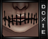~Vu~Mouth Stitches