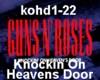 HB Knockin On Heavens