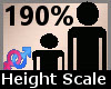 Height Scaler 190% F A