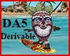(A) Tiki Surf Man