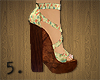 5. Almost Wedges ~ Flora