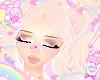 blonde&pink! ♡