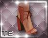 [TB] Kalia Coral Heels