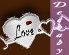 DB Heart BR~Love