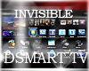 DSMART INVISIBLE TV