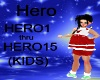 (KIDS) Hero Song
