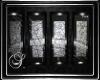 (SL) Onyx Quad Frames