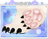 ☪»Wolf I Male Paws