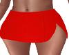 Denice Red Skirt
