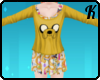 .Adventure Time Dress