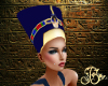 ^B^ Nefertiti Headdress