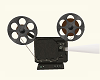 Movie Projecter Animated