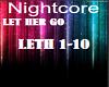 Nightcore Let her Go