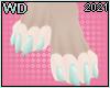 W! Nub I Feet