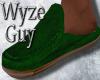 WG Loafer Green V1