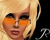 Glasses Orange