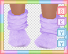 Kids Purple Socks
