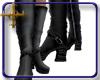 �Single Buckle Boots