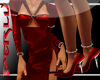(PX)NikitA In Red/Pumps