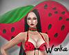 W° Watermelon Hat