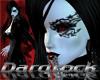 DARK Vamp Goth Eye Mask
