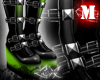 -LEXI- Morph Boots: Gren