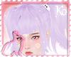 Ko ll School Hair Lilac