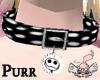 <3 *P Skull collar