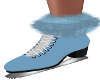 RR-Lt Blue Ice Skates