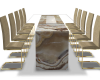 Marble &Glass  Table