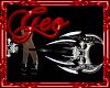 Geo Skull Slicer Axe R