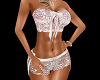 HOTT Lace Set White
