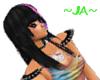 ~JA~ Emo Blk & Pink