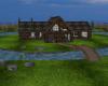 lovely wood cabin