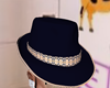 Navy Links Hat