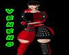 Bimbo Rockstar Red Diva