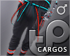 TP Cyberpunk Cargos
