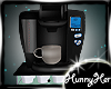 Animated Coffee Machine
