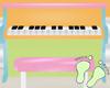 Kids Scaled ABC Piano